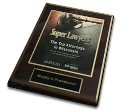 Award Super Lawyers